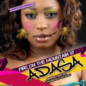 Adasa - Fire On The Mountain