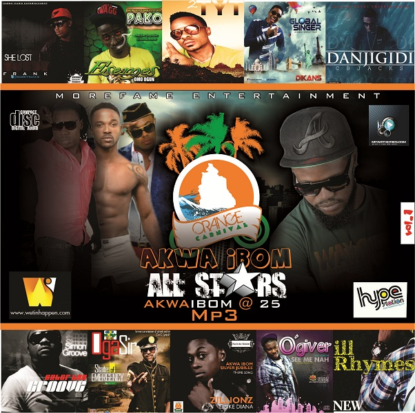Akwa Ibom All Stars MP3 (Front View)