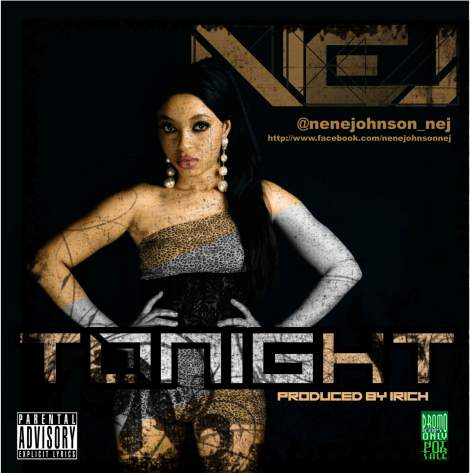 NEJ - TONIGHT Artwork