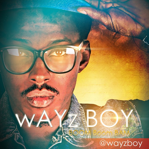 Wayz Boy - BOOM BOOM BAM [prod. by Galactic] Artwork