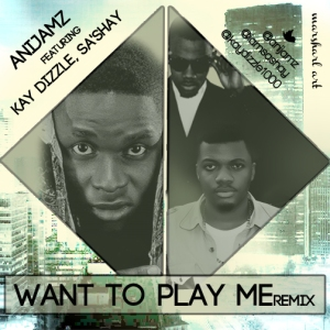 WantTo PlayMe remix AlbumArt