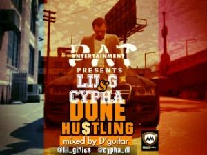 Done hustling
