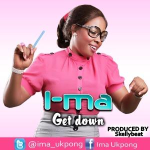 I-ma (Get Down Album Art)
