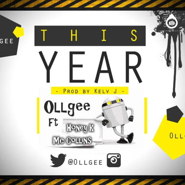 Ollgee - This Year (Album Art)
