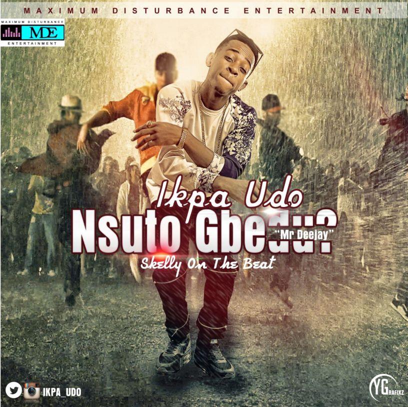 Nsuto Gbedu - album Art