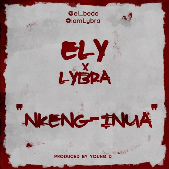 El'Bede-Nkeng Inua (Album Art)