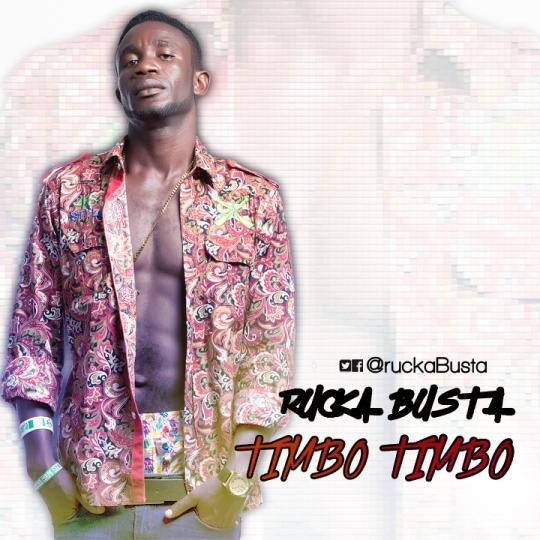 Rucka Busta - Timbo Timbo (Album Art)