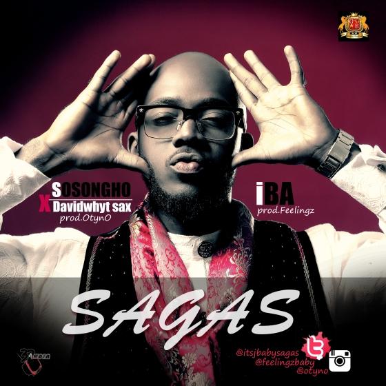 Sagas - Sosongho Iba (Album Art)