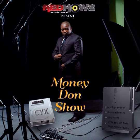 CYX Money Don Show (Artwork)