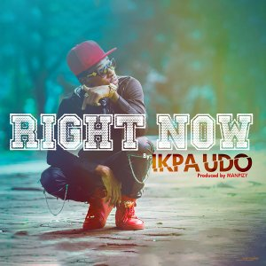 Right Now (Album Art) - Ikpa Udo
