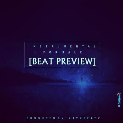 KayZ - Beat Previews (Album Art)